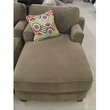 CLEARANCE BROWN CHAISE