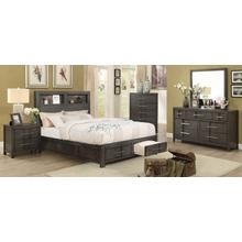 Karla 4Pc Queen Bed Set