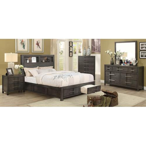 Packages - Karla 4Pc Eastern King Bed Set