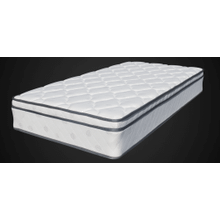 "Jupiter 13"" Euro top mattress Queen"