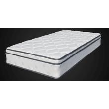 """Jupiter 13"""" Euro top mattress Queen"""
