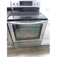 See Details - 30-Inch 5-Element Electric Freestanding Range, Architect® Series II - Stainless Steel