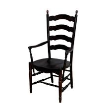 Deluxe Ladder Back Arm Chair