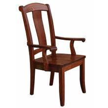 See Details - Master Arm Chair