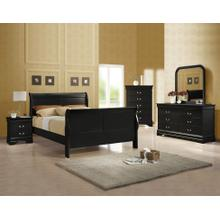 View Product - Louis Philippe 4Pc Full Bed Set