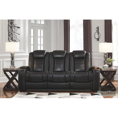 Ashley 370 Party Time Reclining Sofa