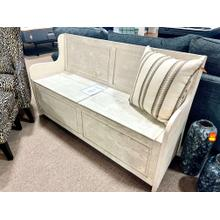 See Details - Storage Bench