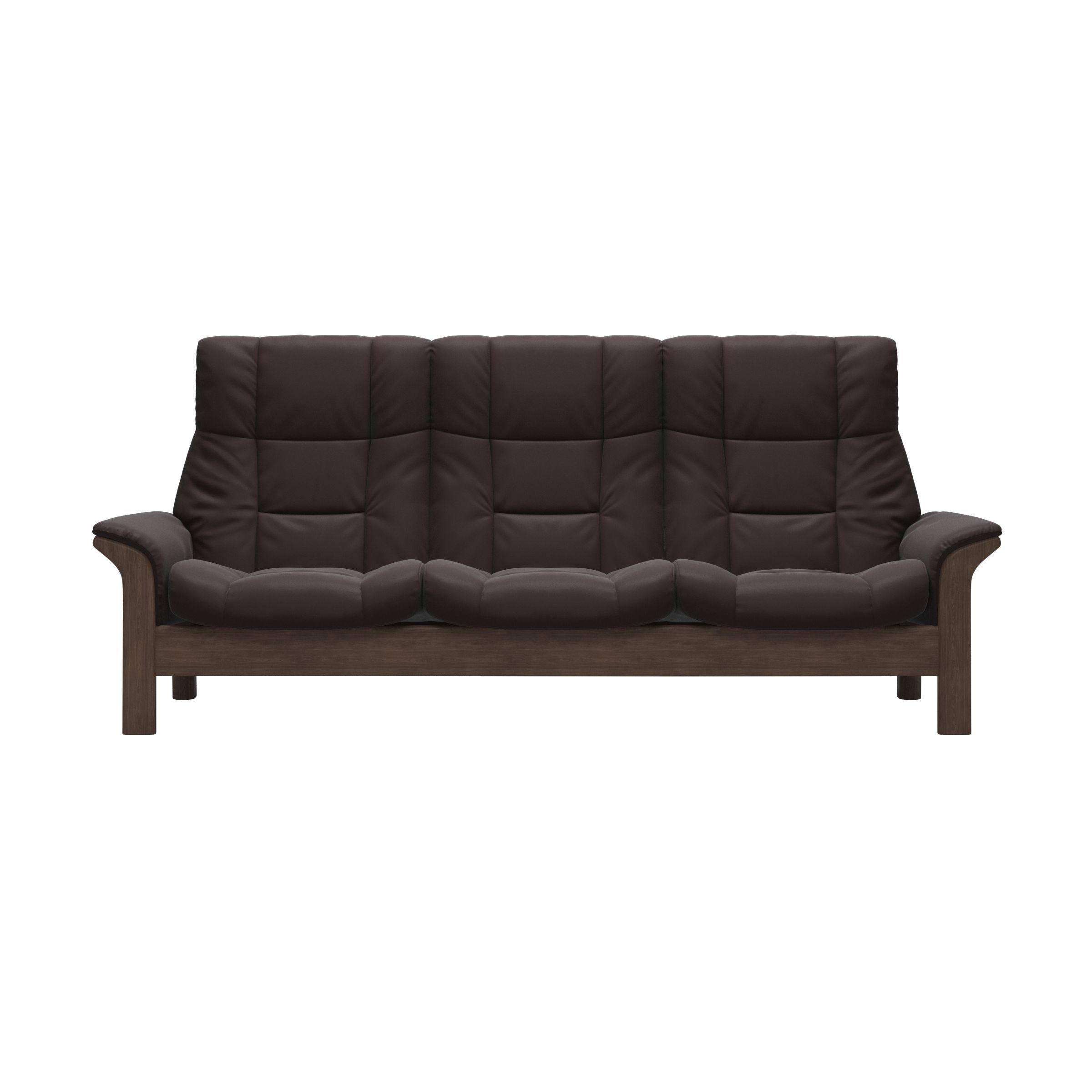 Stressless By EkornesStressless Buckingham Sofa High-Back
