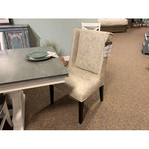 Crystal Dining Accent Chair