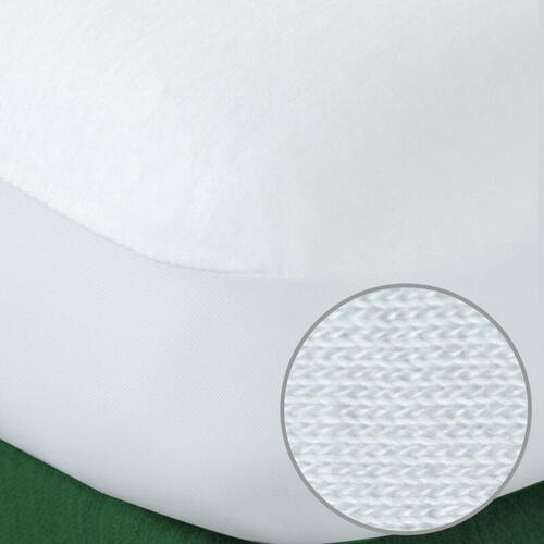 Bamboo Hypoallergenic Waterproof Mattress Pad Protector Queen