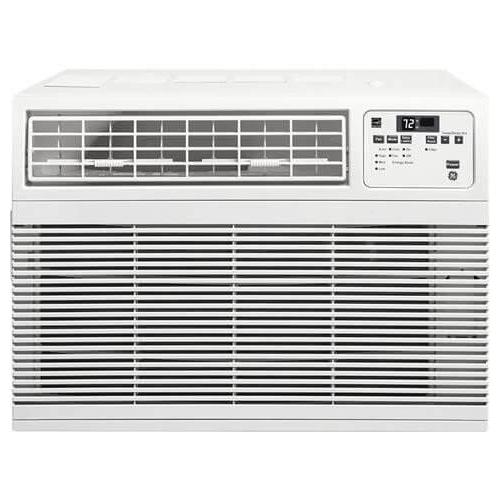 GE 18,000 BTU WHITE WINDOW AIR CONDITIONER - ENERGY STAR