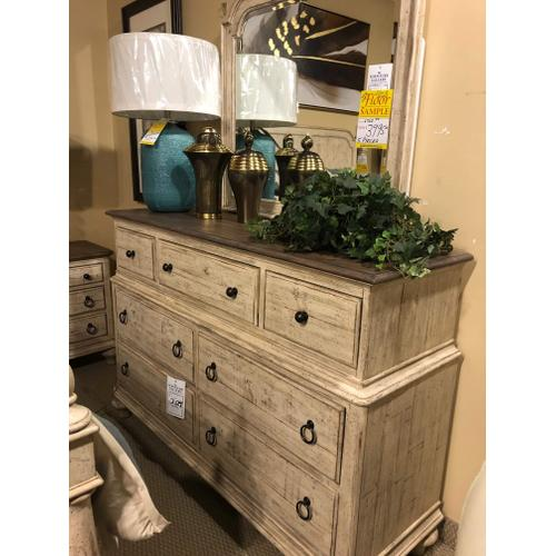 5 PC SOLID WOOD BEDROOM - 40%OFF