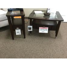 827-2/827-7 cocktail and end table