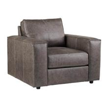 Trembolt-Smoke Chair Leather/Match