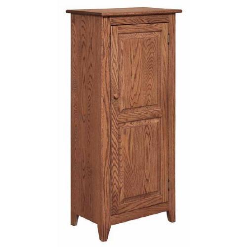 Shaker 1- Door Jelly Cabinet