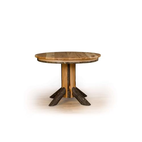 Product Image - Hickory Single Pedestal Table