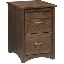 McMillan 2 Drawer File Cabinet