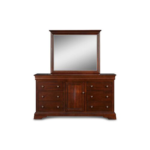 New Classic 4 Pc Queen Bedroom Set, Versaille B1040