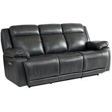 Evo Motion Sofa w/ Power in Graphite