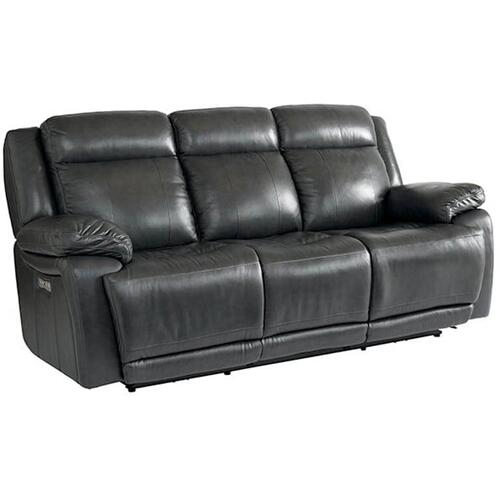 Evo Motion Sofa w/ Power in Graphite