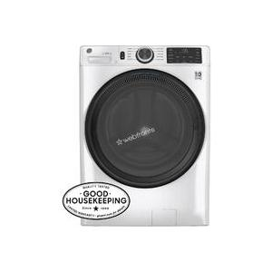 GE Appliances - GE® 4.5 cu. ft. Capacity Smart Front Load ENERGY STAR® Washer with UltraFresh Vent System with OdorBlock™ and Sanitize w/Oxi