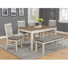 Nina 5pc Dining Room Set