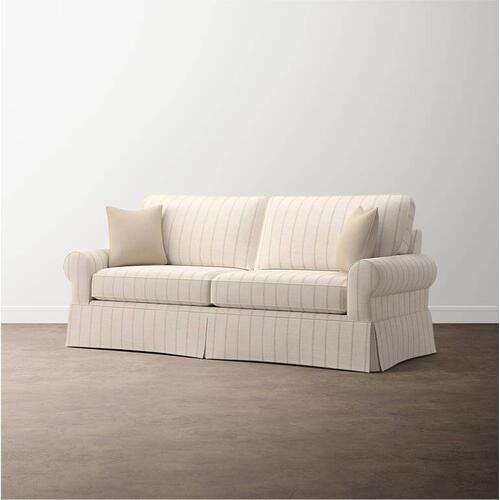 Premier Collection - Custom Upholstery Deep Classic Sofa