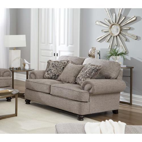 Jackson Furniture - Pewter Loveseat