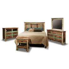 Bombay Bedroom Set