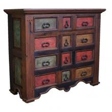 Prusia 12 Drawer Chest
