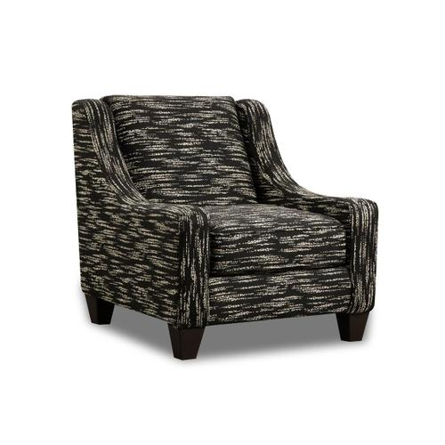 Roswell Onyx Accent Chair