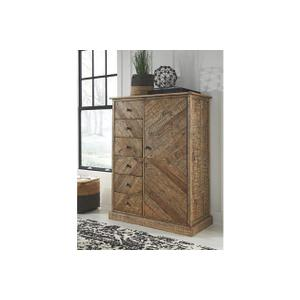 Grindleburg Door Chest