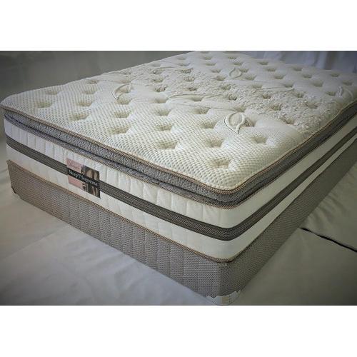 Golden Mattress Company - Lexington Gel Memory Foam Hybrid Pillow-Top