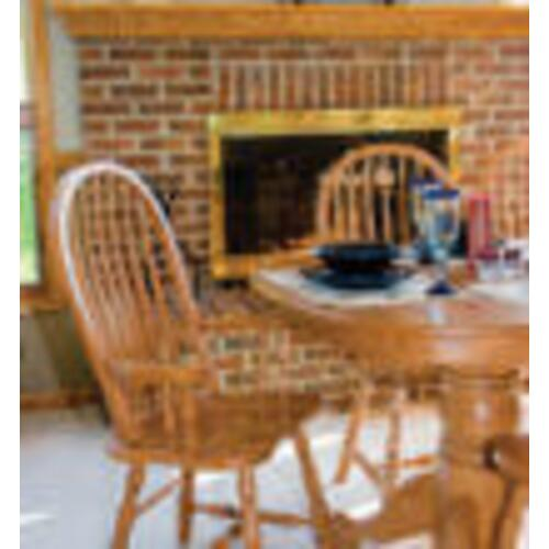 Oakwood Industries - Bent Back Side Chair