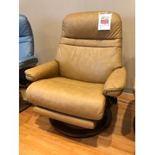 See Details - Stressless Sunrise Large Leg Comfort Chair