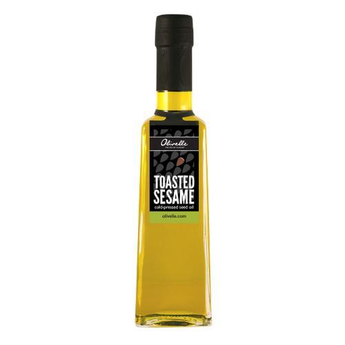 Olivelle Toasted Sesame Cold-pressed Seed Oil