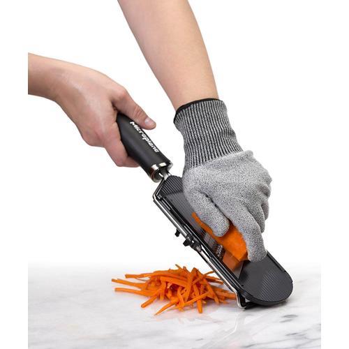 Microplane - Microplane Cut Resistant Glove, Silver