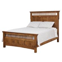 Mission Deluxe Queen Bed