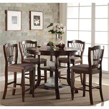 See Details - Bixby Round Counter Height Dining Table