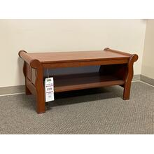 See Details - Amish Windsor Coffee Table