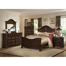 New Classic 4 Pc Queen Bedroom Set, Emilie B1841