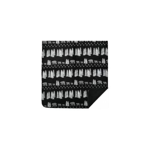 Denali Blankets - Black Bear