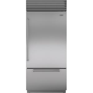 "Subzero36"" Classic Over-and-Under Refrigerator/Freezer"