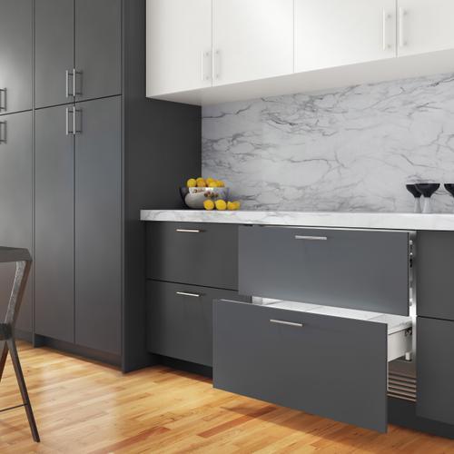 "Sub-Zero - 36"" Designer Refrigerator/Freezer Drawers - Panel Ready"