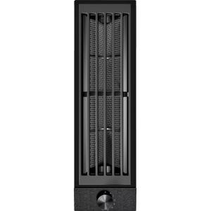 Gaggenau200 Series Vario Backsplash Ventilation 15 Cm Black