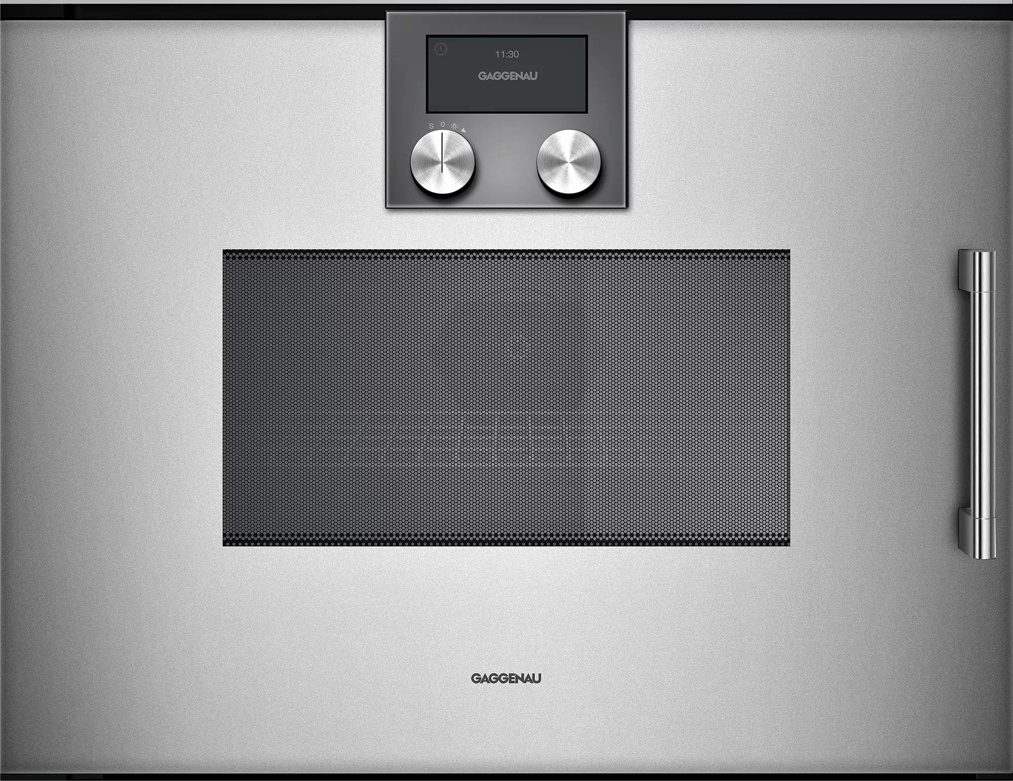 200 Series Combi-microwave Oven 24'' Door Hinge: Left, Door Hinge: Left,  Metallic Photo #1