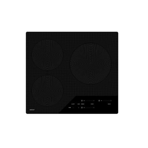 """Wolf - 24"""" Contemporary Induction Cooktop"""