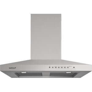 """Wolf30"""" Cooktop Wall Hood - Stainless"""