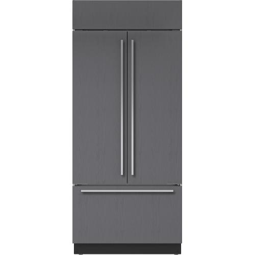 "Sub-Zero - 36"" Classic French Door Refrigerator/Freezer - Panel Ready"