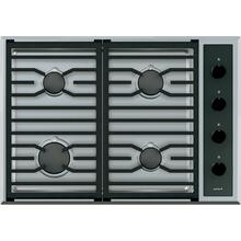 """See Details - 30"""" Transitional Gas Cooktop - 4 Burners"""